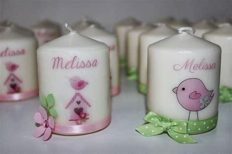 candele per bomboniere le creazioni di maichi bomboniere battesimo bomboniere