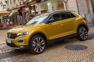 T Roc Volkswagen : volkswagen t roc review summary parkers ~ Carolinahurricanesstore.com Idées de Décoration