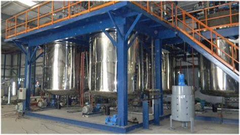 lube oil blending filling plant  lubricant oils engine