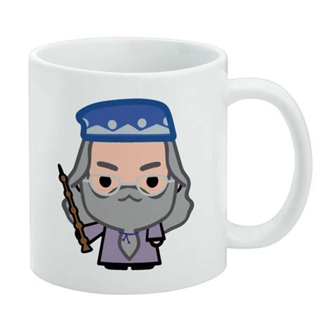 More than 139 harry potter coffee mug at pleasant prices up to 12 usd fast and free worldwide shipping! Harry Potter Dumblesore Cute Chibi Character White Mug ...