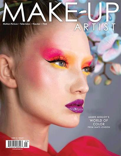 Issue Magazine Artist Today Copy Covers Beauty