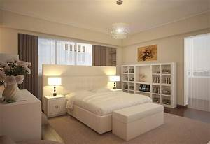 Bedrooms modern bedroom ideas for small space with for Design for small bedroom modern