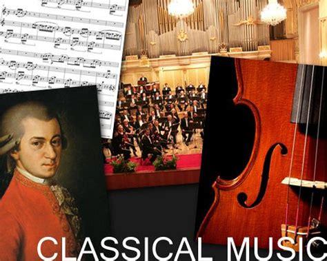 Beberapa jenis contoh alat musik yang digunakan dalam musik klasik, antara lain: The Special Hidden Things: Sejarah Musik Klasik