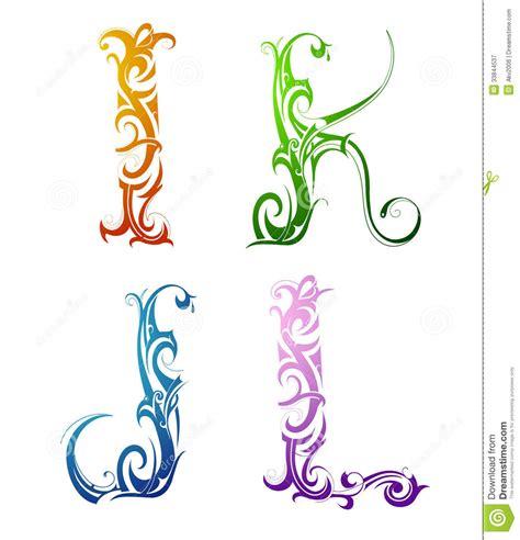 Decorative Lettering Fonts Decoratingspecialcom