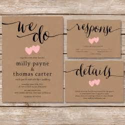 rustic wedding invitations 20 rustic wedding invitations any will stylecaster