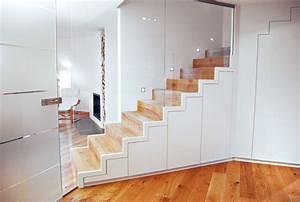 Raum Unter Treppe Nutzen : stauraum unter der treppe schreinerei wiedmann ~ Buech-reservation.com Haus und Dekorationen