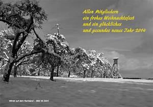 Gesundes Neues Jahr Sprüche : frohe weihnachten und gl ckliches und gesundes neues jahr 2014 tus wiesbaden rambach e v ~ Frokenaadalensverden.com Haus und Dekorationen