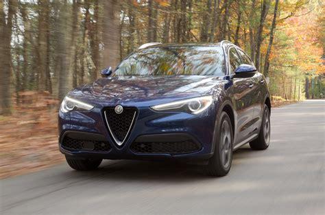 2018 Alfa Romeo Stelvio  Overview Cargurus
