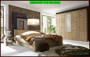 Bett 160x200 Holz : massivholz doppelbett schubladen bett schubkastenbett 160x200 holz kiefer massiv ebay ~ Indierocktalk.com Haus und Dekorationen