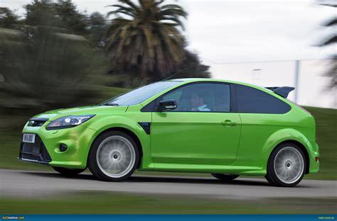 ausmotivecom ford focus rs confirmed  australia