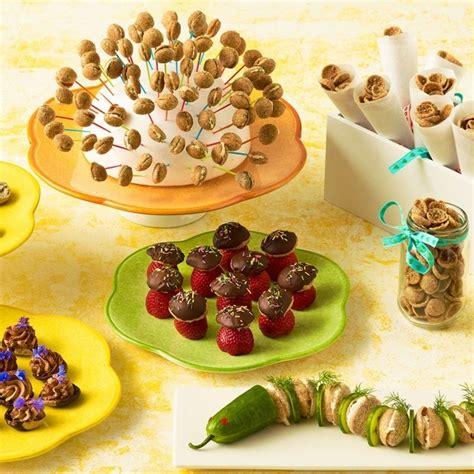 fingerfood f 252 r kindergeburtstag 33 einfache ideen zum