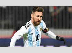 Leo Messi desperate for World Cup success AScom