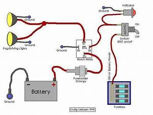 Bmw E36 Fog Light Wiring Diagram