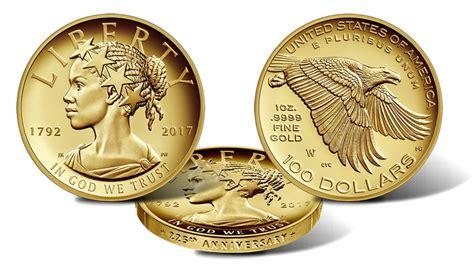 bureau moneta liberty 225th anniversary gold coin release