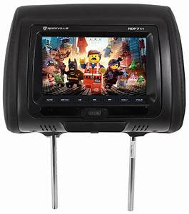 Rockville Headrest Dvd Wiring Diagram