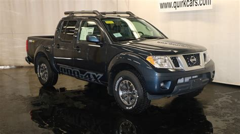 2017 Frontier Pro 4x by New 2017 Nissan Frontier Pro 4x Crew Cab In Quincy