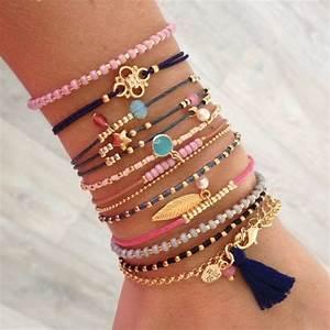 Fabriquer Un String : new bracelets bijoux bijouxcreateur ~ Zukunftsfamilie.com Idées de Décoration