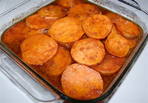 recipes for yams candied yams recipe