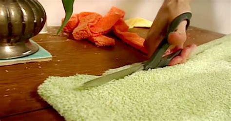 creative ideas diy cozy rug  recycled bath towels