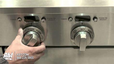 ge monogram   stainless steel dual fuel professional range zdpngpss youtube