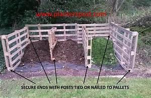 Pallet Composting Bin