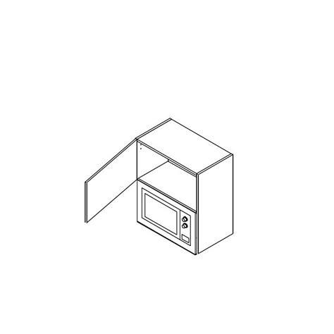 meuble cuisine pour micro onde meuble haut pour micro onde ensatrable