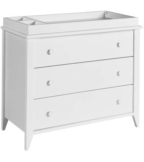 Babyletto Modo 3 Drawer Dresser White by Babyletto Sprout 3 Drawer Changer Dresser Kd In White Finish