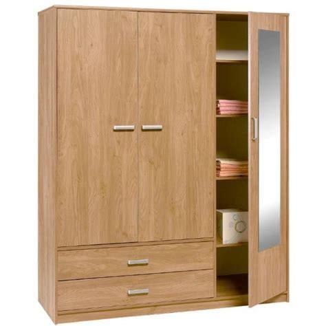 dimension porte chambre armoire 3 portes achat vente armoire de chambre
