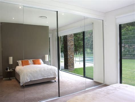 Mirrored Bifold Closet Doors Canada  Home Design Ideas