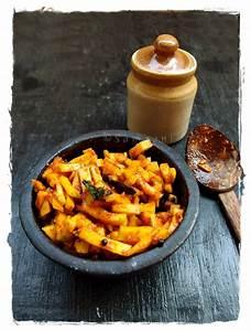 Instant Mango Pickle – Kerala Style | Samagni