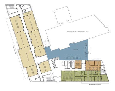 building floor plans department  agricultural