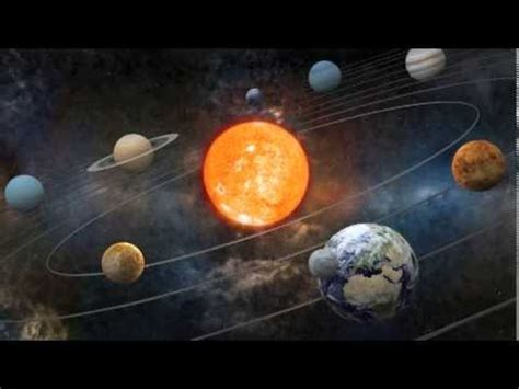Our Improbable Solar System Space News Youtube