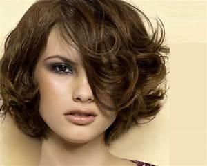 Coupe Cheveux Carré : coiffure carre court degrade ondule ~ Melissatoandfro.com Idées de Décoration