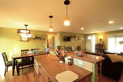 project   month open concept floor plan   ranch home