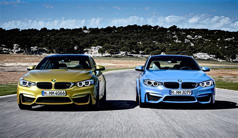 Bmw M3 M4 by 2015 Bmw M3 Priced From 62 925 2015 M4 From 65 125