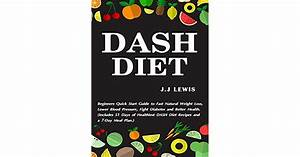 Dash Diet  Beginners Quick Start Guide To Fast Natural