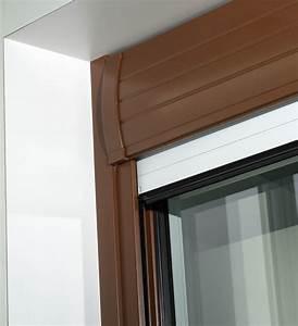 Bloc Volet Roulant : bloc baie menuiserie volet roulant en aluminium de ~ Edinachiropracticcenter.com Idées de Décoration