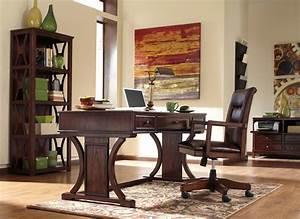 Devrik, Home, Office, Desk, From, Ashley, H619