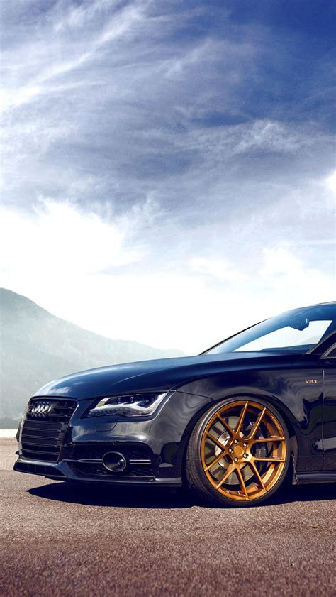 Audi A7 Backgrounds by Audi A7 Black Wallpaper Free Iphone Wallpapers