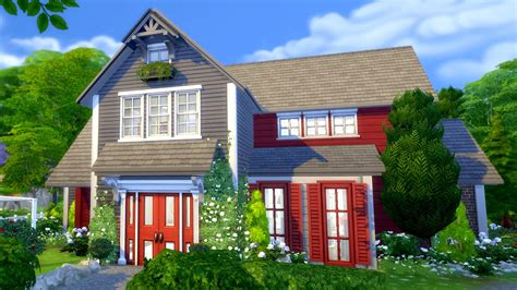 Family Home by Let S Play Family Home The Sims 4 Build