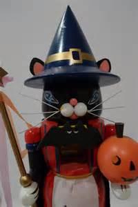 cat nutcracker black cat nutcracker nutcracker by plattermatter2