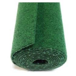 Tapis Herbe Exterieur by Tapis Gazon Vert 133 X 400 Cm Achat Vente Gazon