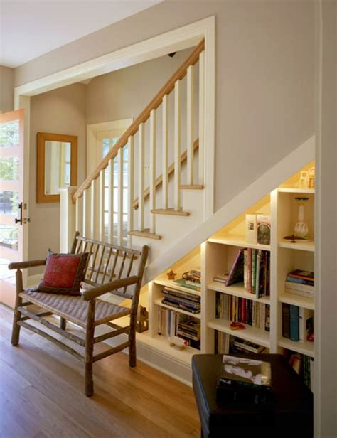 Design Ideas Storage by 60 Stairs Storage Space Solutions