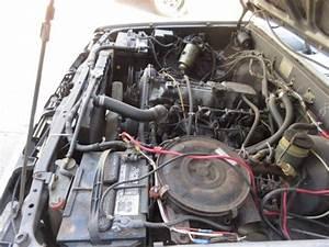 Toyota Pickup Truck - Diesel Conversion