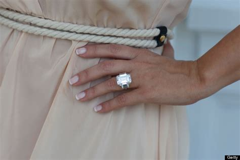 s former engagement ring might be auctioned off to the highest bidder huffpost