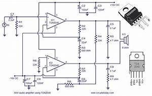 Subwoofer Amplifier Circuit Diagram Pdf