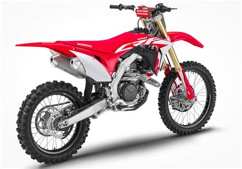 First Look! 2019 Honda Crf450, Crf250 & Crf150