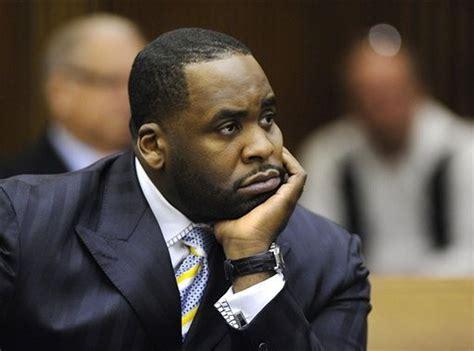 Former Detroit Mayor Kwame Kilpatrick worried about jail ...
