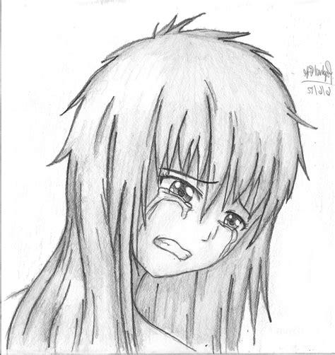 Best 25 Sad Girl Art Ideas On Pinterest Sad Girl Drawing Sad Girl
