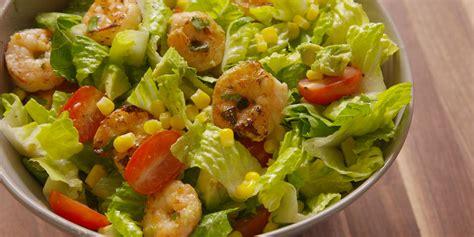 how to make shrimp salad best shrimp taco salad recipe how to make shrimp taco salad